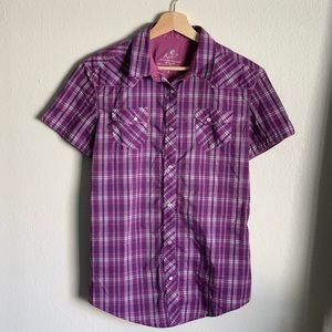 Women's Kuhl Plaid Shirt